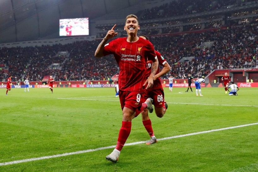 Liverpool pääses üle noatera klubide MMi finaali