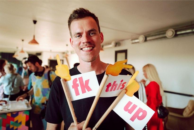 """NOËP esines Itaalia televisioonis seal ülimenuka singliga """"Fk this up"""""""