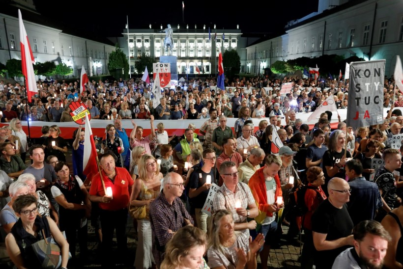 Poola ülemkohus hoiatab, et riik võib Euroopa Liidust lahkuda