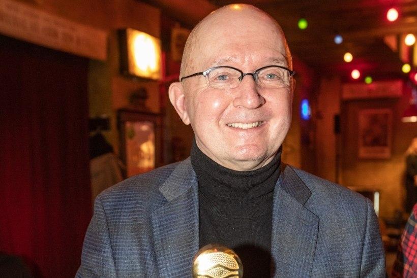 Kuldmikrofoni laureaat Olav Osolin: iga auhind on kui märk, et võin nüüd puhata