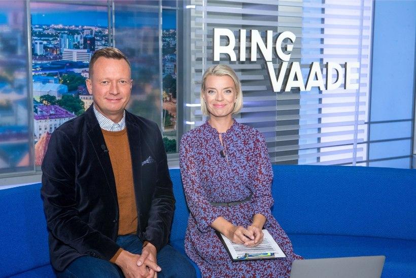 KLÕPS | Grete Lõbu ja Marko Reikop kannavad koledaid jõulukampsuneid