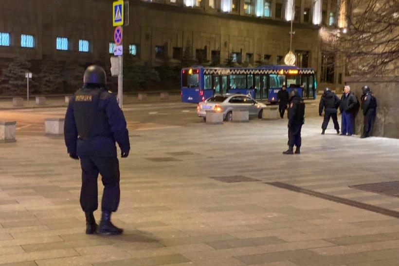 FSB peakorteris toimus tulistamine, hukkus vähemalt üks inimene
