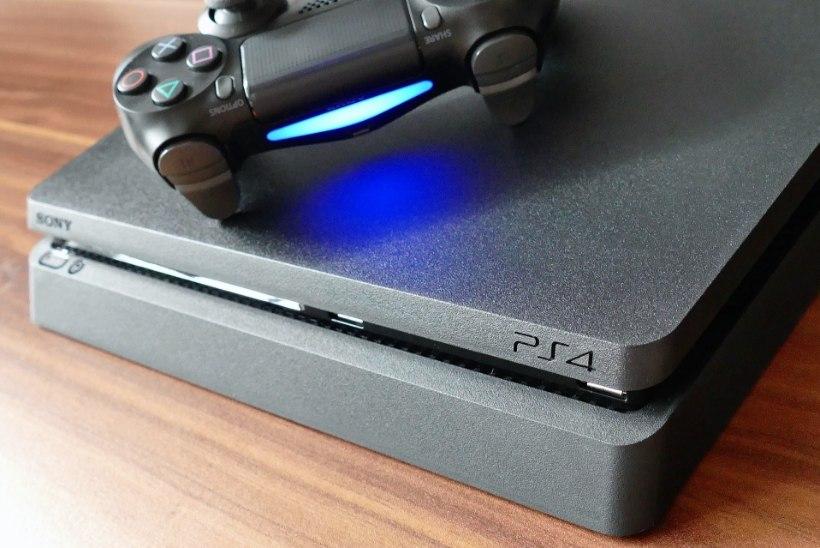 TEINE TASE   Kas sellist PlayStation 4 me tahtsimegi?