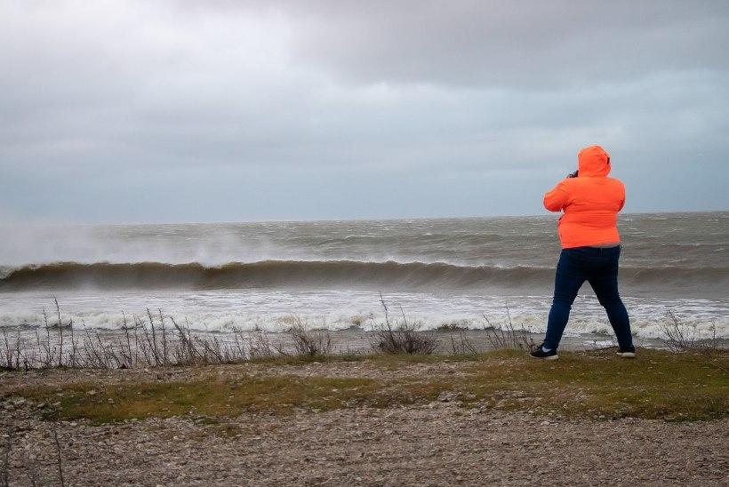 Kolmapäevase tormi järel on vooluta veel 5600 majapidamist