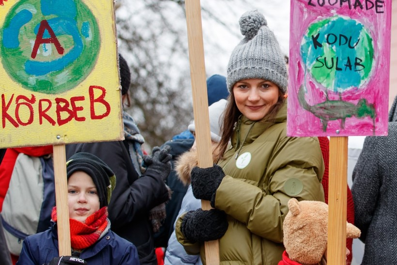 Roheliste juht Zuzu: keskkonnateadlike inimeste osakaal Eestis on veel tagasihoidlik