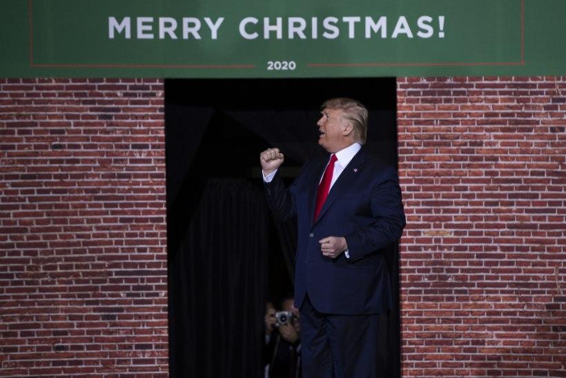 PARADOKS: ametist tagandamise protsess võib Trumpi aidata presidendiks tagasivalimisel