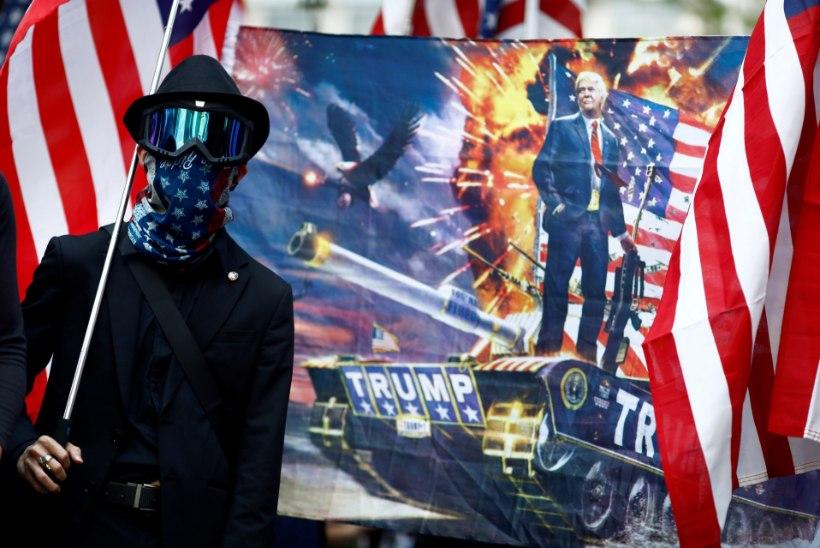 VASTUMEETMED: Hiina ei luba USA militaaralustel Hongkongis peatuda