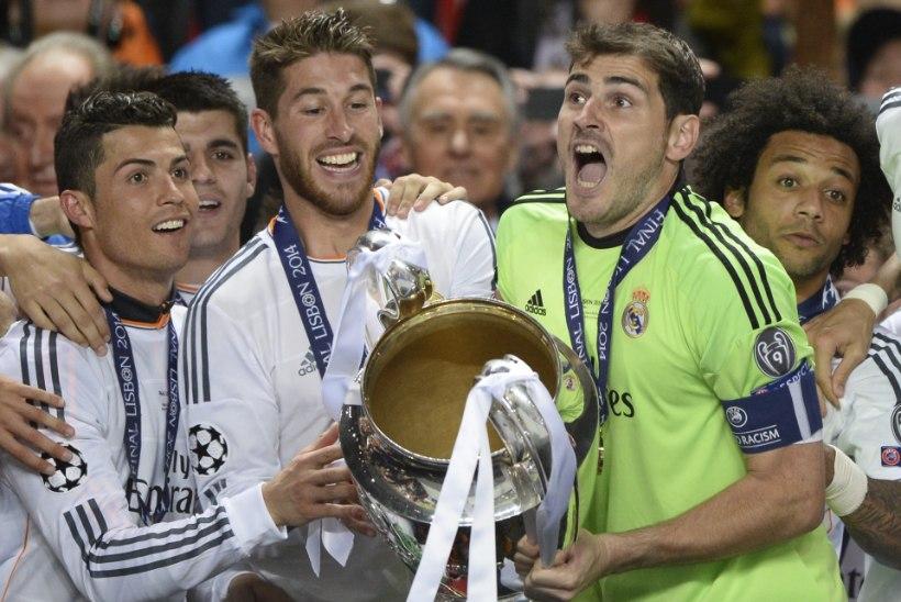TOHOH! Ronaldoga kuus aastat Realis mänginud jalgpallilegend peab aegade parimaks hoopis Messit