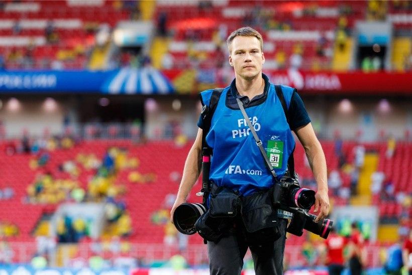 ÄGE! CNN valis Eesti piltniku tabamuse aasta parimate spordifotode sekka