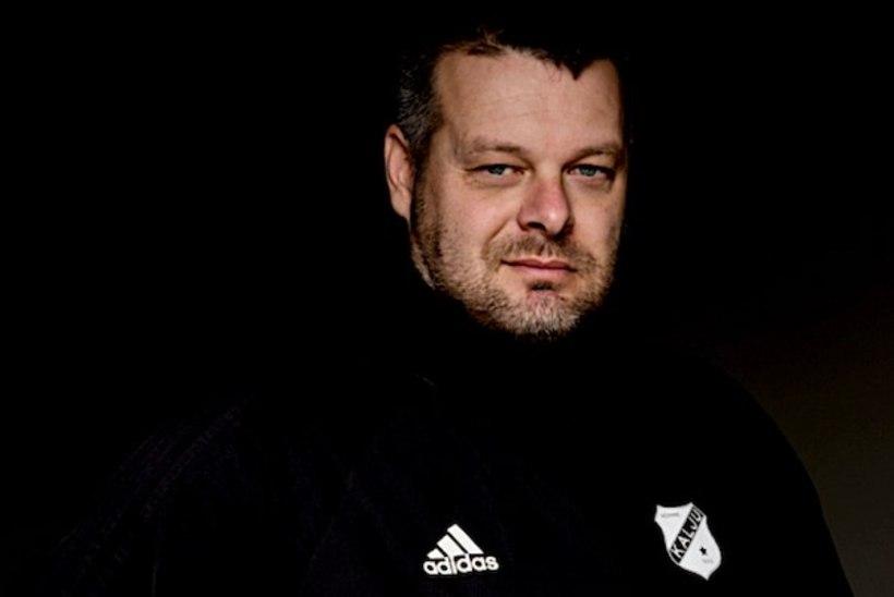 AMETLIK: Nõmme Kalju palkas peatreeneriks Marko Kristali