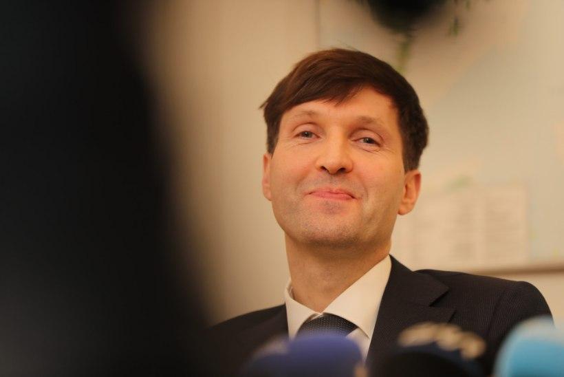ÕL VIDEO | Maaeluministri kandidaat Arvo Aller: kõhklesin, kas tahan portfelli vastu võtta. Abikaasa julgustas mind
