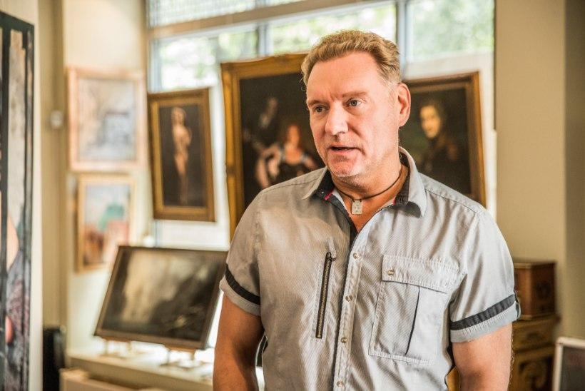 """Mart Sander pole ühelegi oma projektile riigilt toetust saanud: """"Vahel tunnen tohutut masendust."""""""