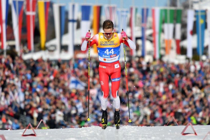 Norra tippsuusataja läheb koduse MK-etapi asemel jooksuvõistlusele, treenerile see ei meeldi