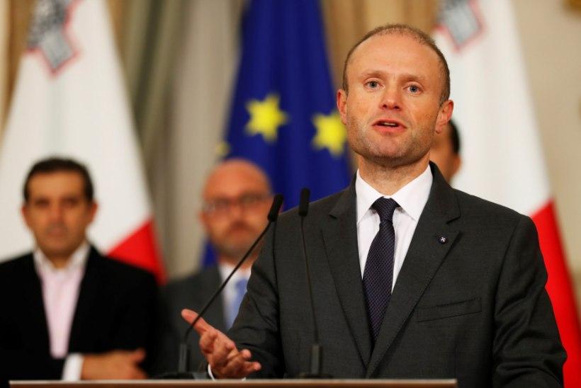 Malta peaminister lubas kriisi tõttu uuel aastal tagasi astuda