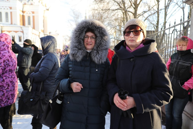 ÕL VIDEO JA GALERII | Toompeal avaldati meelt M.V.Wooli kaitseks: nende tehased on ühed Eesti kõige puhtamad