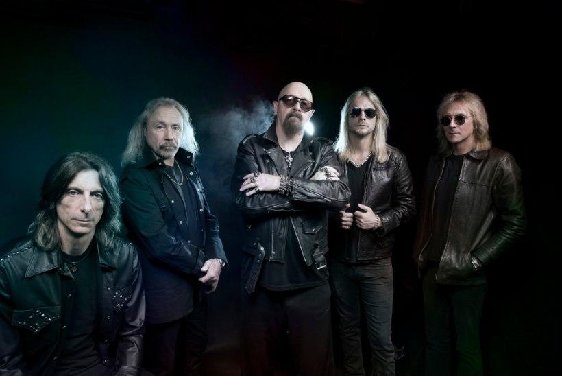 Judas Priest tähistab 50. tegutsemisaastat kontserdiga Tallinna lauluväljakul