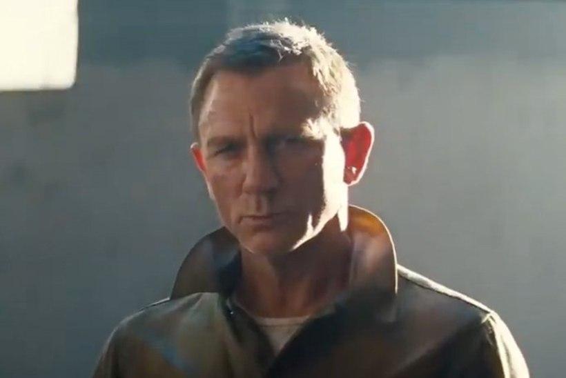 """BONDI-FÄNNID, PILK SIIA! Filmist """"007: Surm peab ootama"""" ilmus esimene tiiser"""
