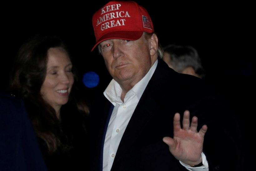 Valge Maja teatel ei osale Trump tagandamisprotsessi esimesel ülekuulamisel