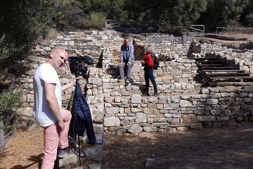 Tiina Park: Seišellidel ootab maapealne paradiis ja Athosel 1700 munka