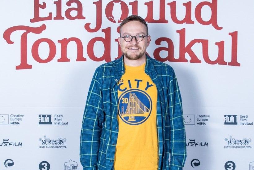 Telereporter Jüri Muttika sai isaks