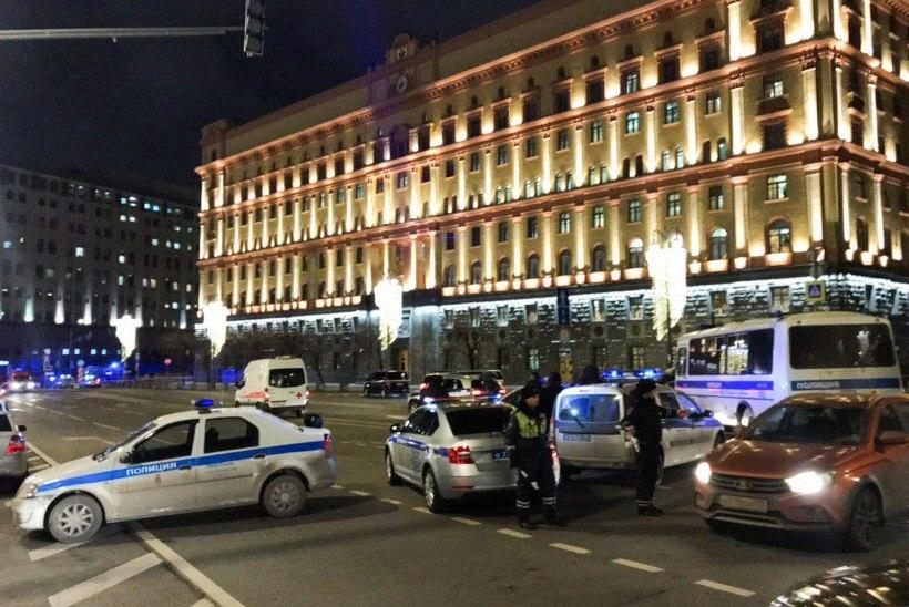 MEEDIA: ema väitel vihkas Moskva tulistaja KGB-lasi
