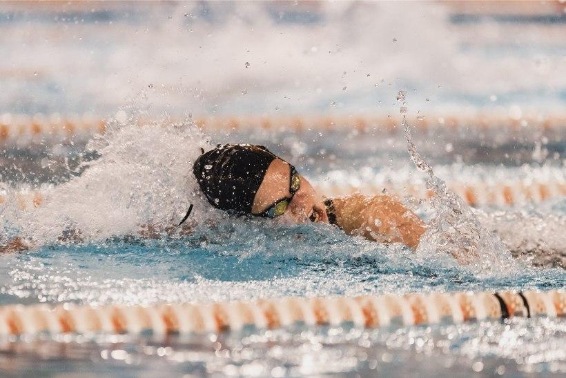 GALERII | Romanjuk püstitas võimsa rahvusrekordi, 12aastane piiga võitis hõbeda