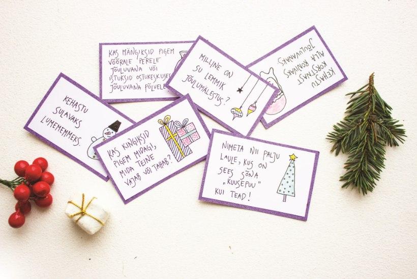 10 toredat tegevust, mis ärgitavad jõululauast püsti tõusma