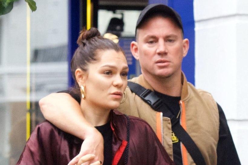 Channing Tatum ja Jessie J läksid lahku