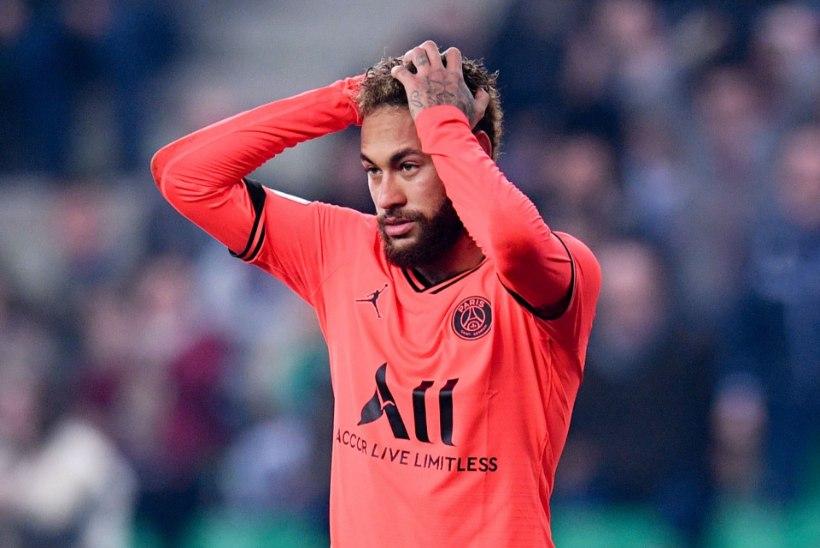 DILEMMA! Neymar seisab kevadel keerulise valiku ees