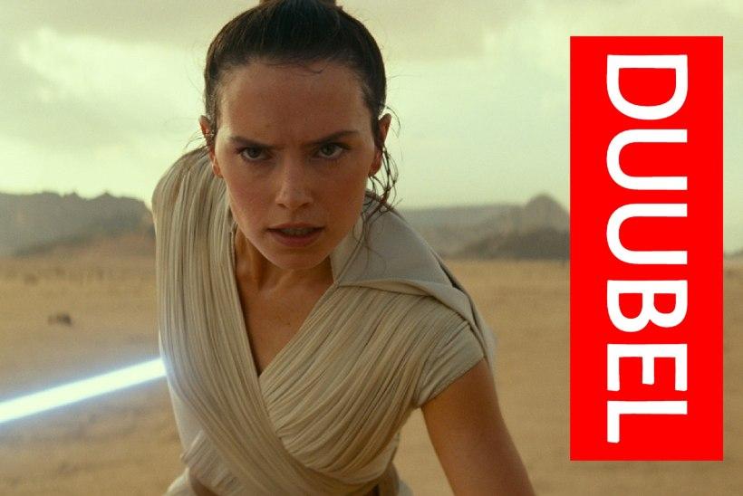 """FILMISAADE """"DUUBEL""""   AASTA VIIMANE! Kas uus """"Star Wars"""" suudab vältida ämbrisse astumist?"""