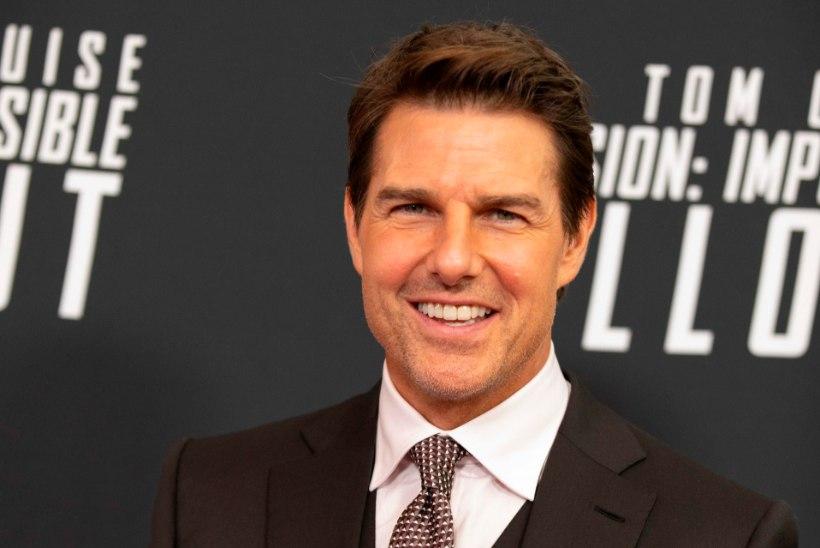 Tom Cruise on lõpuks pruudi leidnud?
