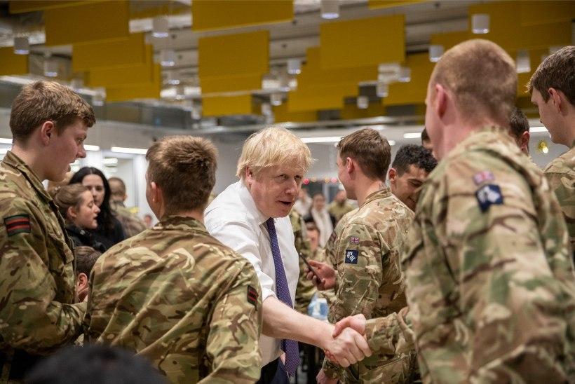"""Urmas Reinsalu Boris Johnsoni kiirvisiidist: """"Ülikõva!"""""""