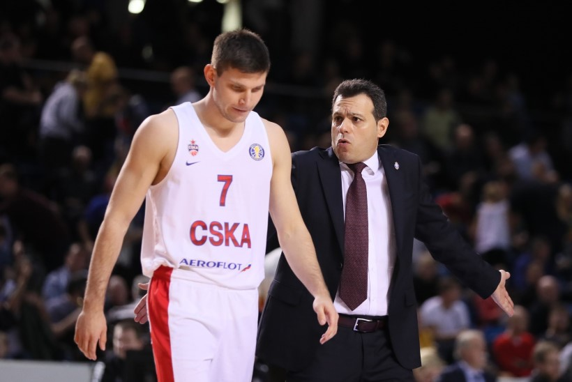 Kalev/Cramo vastu eesmärgid kuhjaga täitnud CSKA alles otsib probleemidele lahendust
