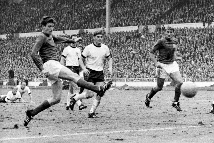 Suri 1966. aasta MMi finaalis värava löönud inglane
