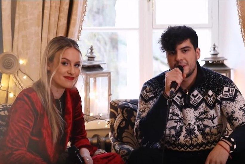 VIDEO   Stefan ja Eleryn Tiit tekitavad oma jõulupopurriiga mõnusa pühademeeleolu