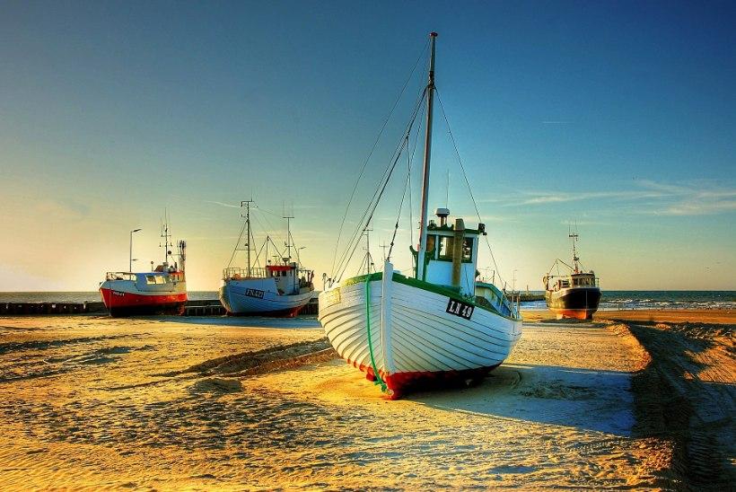 Taani paigaldab kalalaevadele jälgimiskaamerad