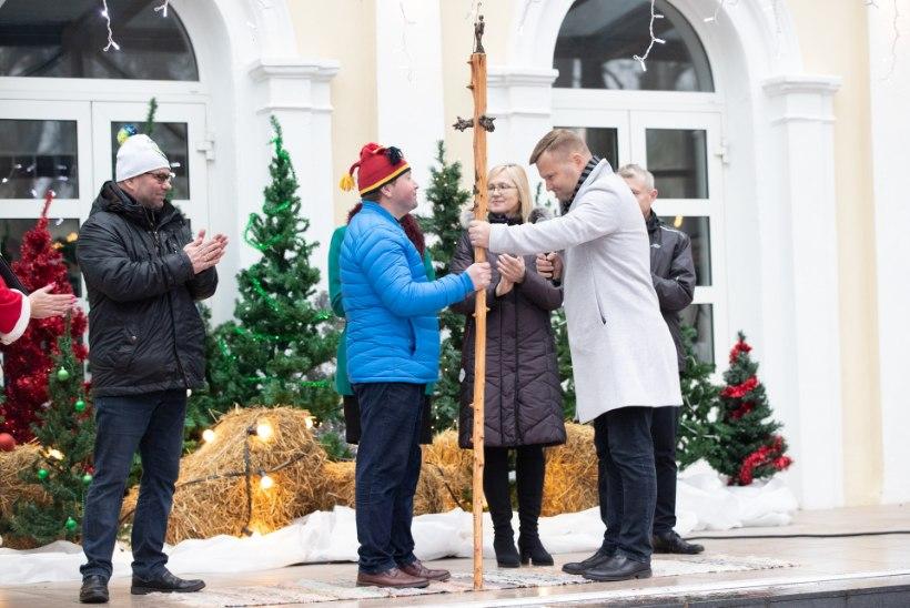 Udune talvepealinn: esimene talvepäev tõi Otepääle kuus soojakraadi ja pealinna tiitli