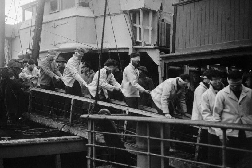 MINEVIKUHETK | 26. detsember: britid üllatasid Saksa sõjalaeva