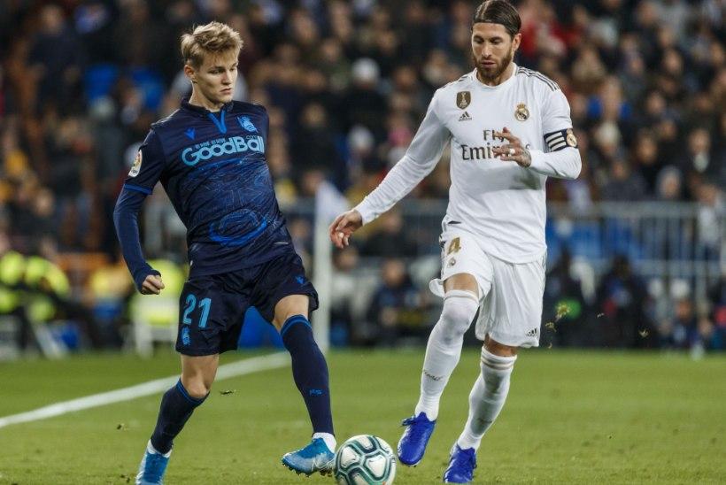 Madridi Real näeb noort norralast tulevasel hooajal meeskonna algkoosseisus