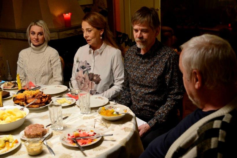 FOTOD | Grete Klein ja teised tuntud näitlejad säravad ETV uues lühidraamas