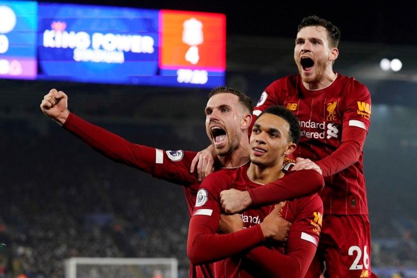 Tiitlivõitja selgunud? Liverpool purustas lähima jälitaja ja kasvatas edu veelgi