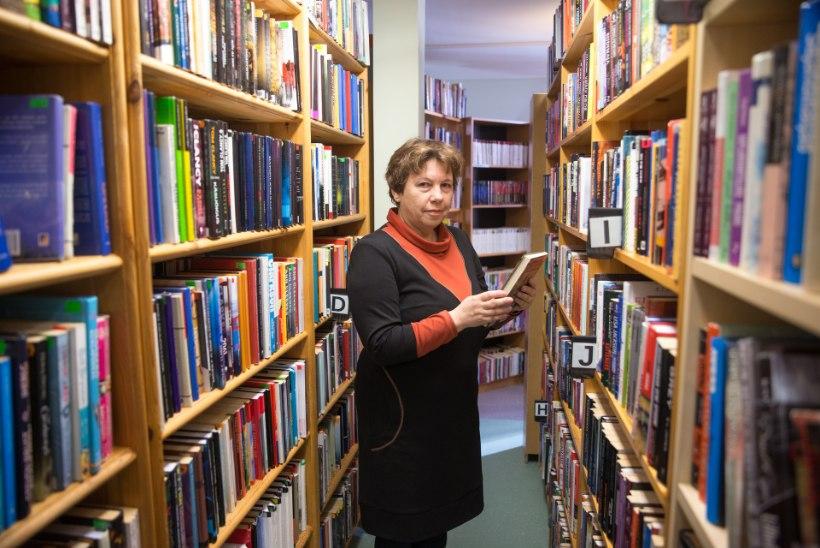 Jõhvi raamatukogu juhataja ametist vallandatud Ingrid Spitz: seisakus Jõhvi sarnaneb järjest rohkem Kohtla-Järvega