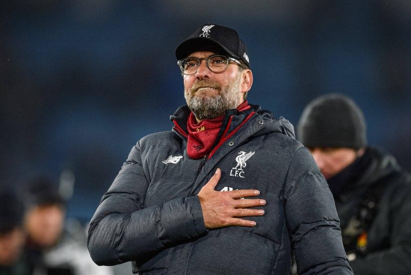 Vääramatult tiitli suunas sammuva Liverpooli peatreener: midagi pole veel otsustatud