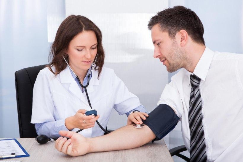 KUMB ON ÕIGE NÄITAJA? Mida teha, kui arsti juures on vererõhk märksa kõrgem kui kodus?