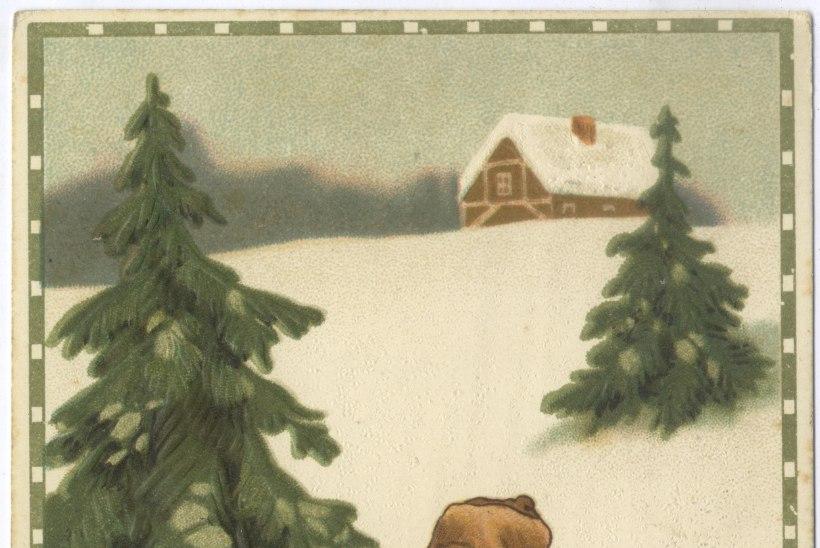 Jõnkadi, jõnkadi jõulud tulevad – jõulud tulevad, mured lähevad!*