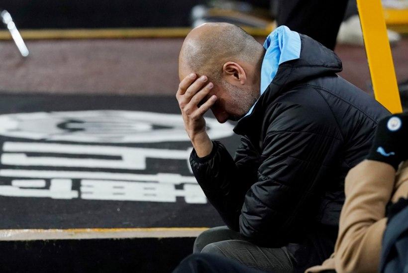 HULL MÄNG! Manchester City kaotas 2 : 0 eduseisust, Liverpool kihutab tiitli suunas