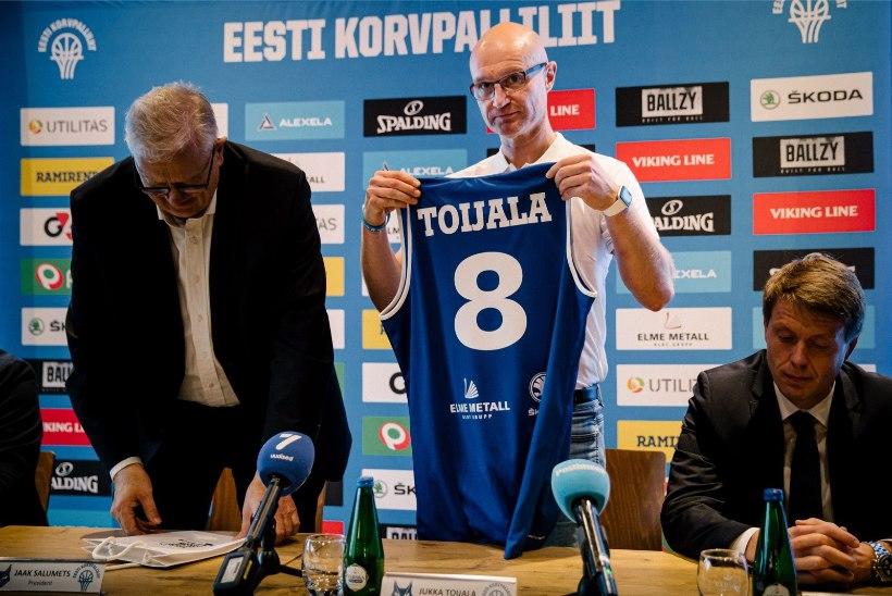 Eesti korvpallikoondise värske peatreener ei välista Kristjan Kanguri taasliitumist