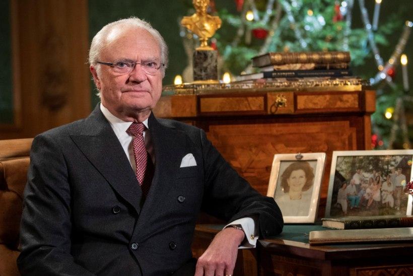Rootsi kuningas põhjendab otsust võtta lapselastelt tiitel