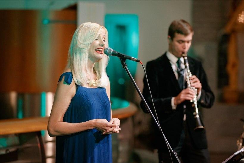 GALERII | Evelin Samuel-Randvere andis abikaasaga kauni kontserdi