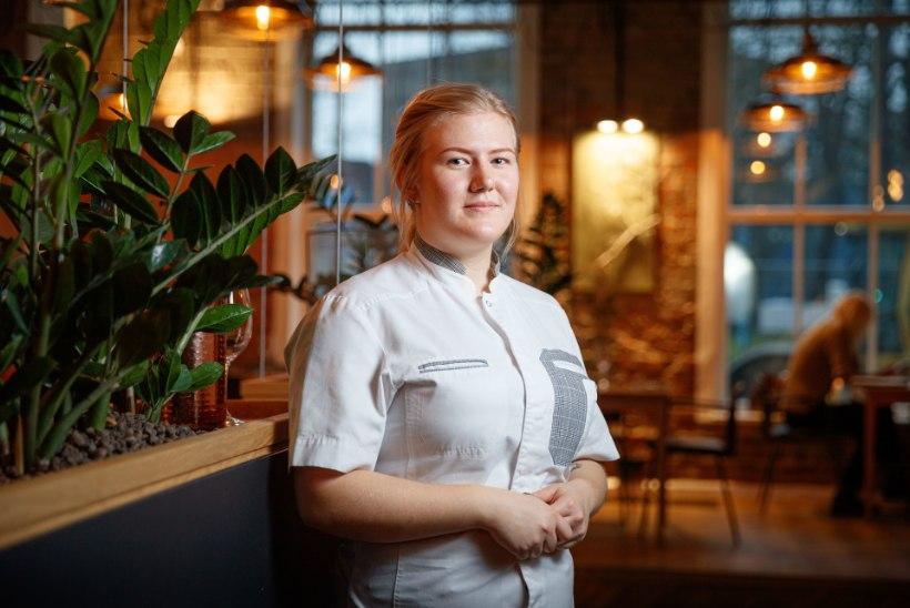 EESTI PARIM KOKK SOOVITAB: Cätlyn Priks pakub peolauale uusi maitseid